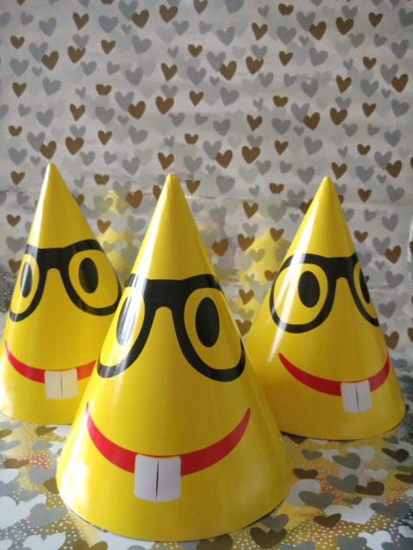 Smiley_Birthday_Caps
