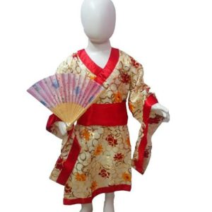 Japanese Kimono dress for girls