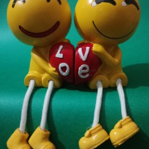 Smiley Couple Gift